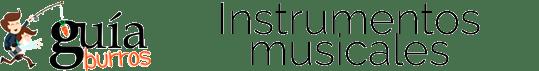 GuíaBurros Instrumentos musicales