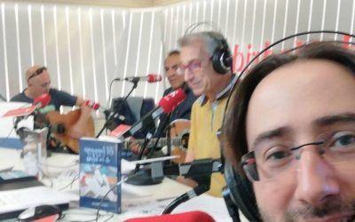 """El """"GuíaBurros: La orquesta y sus instrumentos"""" y su autor, Edgar Martín, en """"Buenos días Madrid Fin de Semana"""", en OndaMadrid"""