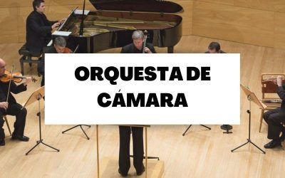 La orquesta de cámara